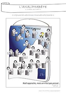 couverture n 00 pilote janvier 2010 l'Analphabète journal satirique