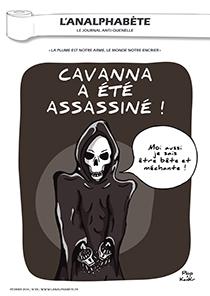 couverture n 49 février 2014 l'Analphabète journal satirique